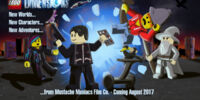 Mustache Maniacs Film Co. is Coming to LEGO Dimensions!