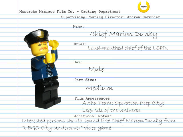 File:Audition Sheet - Chief Marion Dunby.jpg