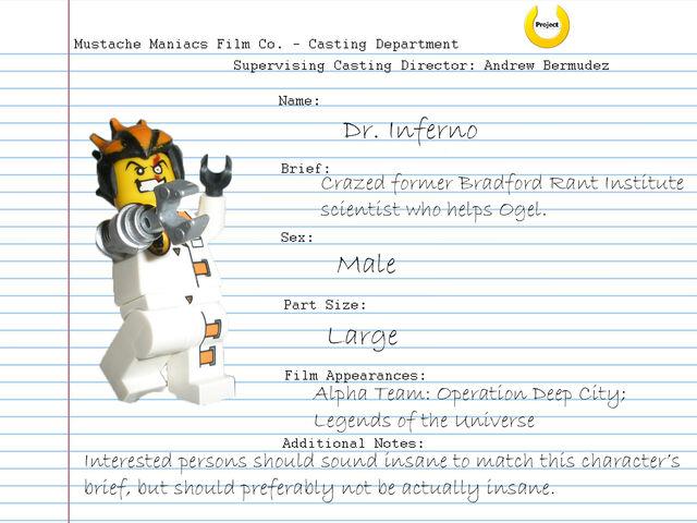 File:Audition Sheet - Dr. Inferno.jpg