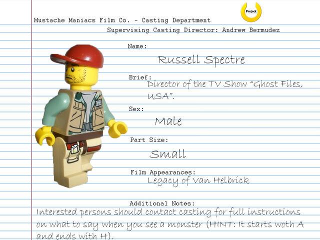File:Audition Sheet - Russell Spectre.jpg