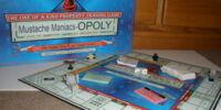 Mustache Maniacs-opoly