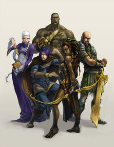 Exalted signature characters by kunkka-1-