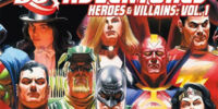 DC ADVENTURES Heroes & Villains, Vol. 1
