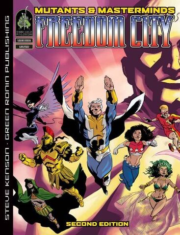File:Freedom City, Second Edition, cover.jpg