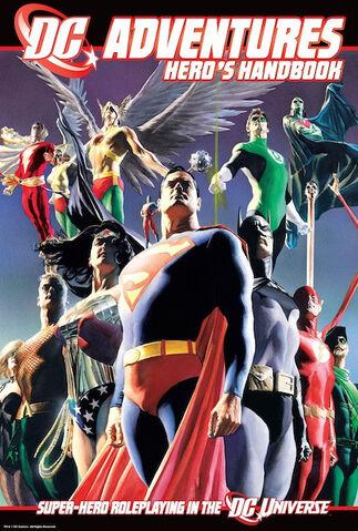 File:DC ADVENTURES Hero's Handbook cover.jpg