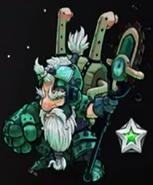 S Halbeard