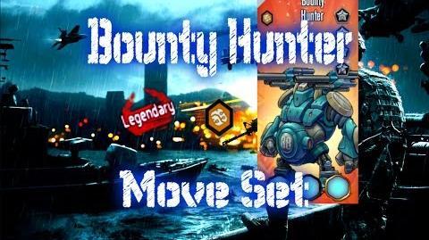 MGG - Bounty Hunter (Move Set)