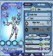 Andromedasilver