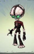 Gothic alien