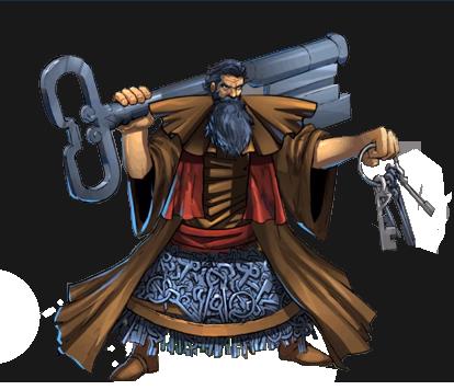 Keymaster Infobox