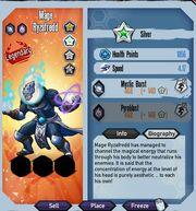 Silver Mage Ryzafredd