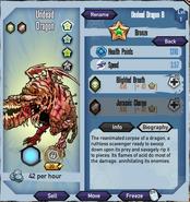 Bronze-undead-dragon