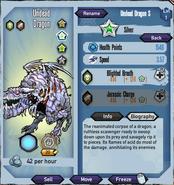 Silver-undead-dragon