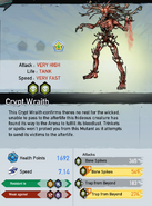 Crypt Wraith Gold mutopedia