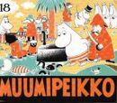Muumipeikko (sarjakuva)