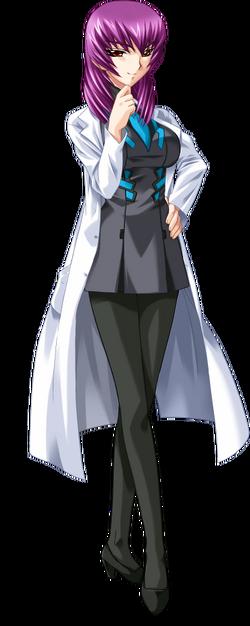 Yuuko Alternative UN Uniform
