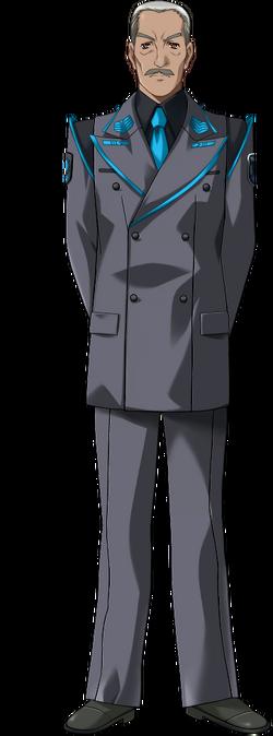 Radhabinod UN Uniform