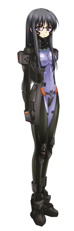 Gretel Fortified Suit 1