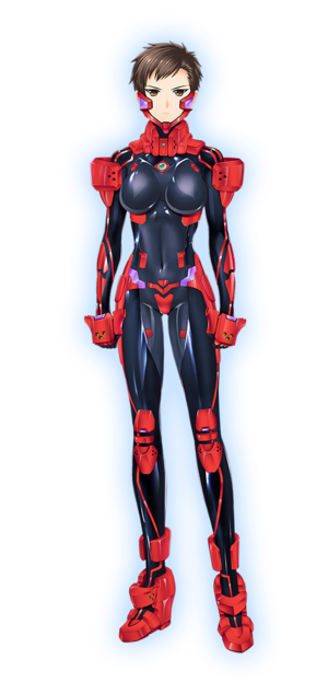 Kisaragi TE Fortified Suit