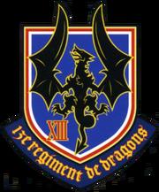 13th Tactical Dragoon Regiment
