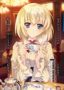 Drinking Tea with Iris