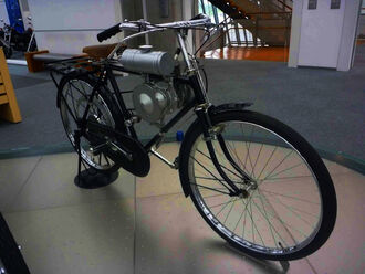 Honda bicycle engine 1946