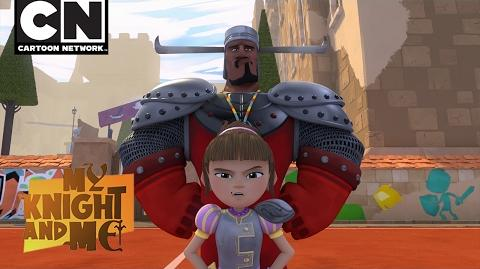 My Knight and Me Squire School Cartoon Network