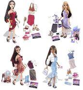 My Scene Club Birthday Dolls