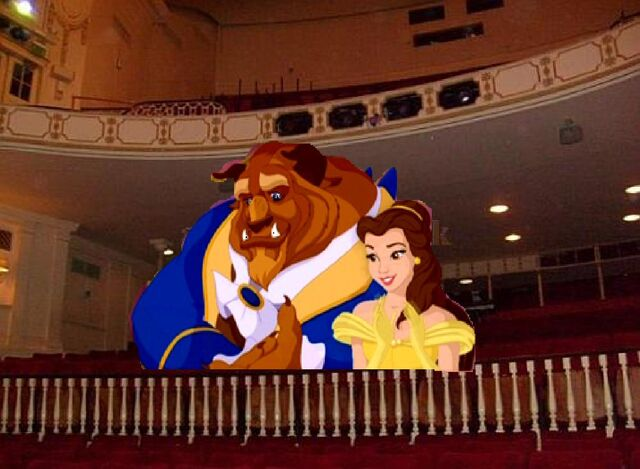 File:Belle and Beast Pictures 36.JPG