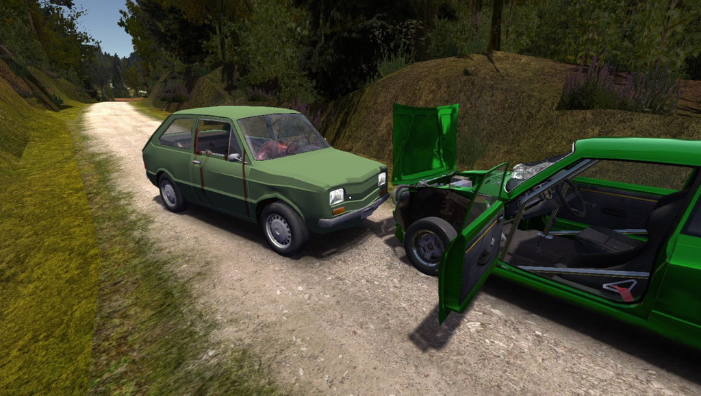 How To Fix A Car On My Summer Car