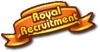 Royal recruit