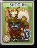 Shogun GradeD