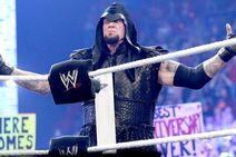 The Undertaker 24-02-2014