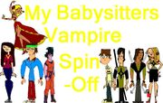 My Babysitters A Vampire Spin Off