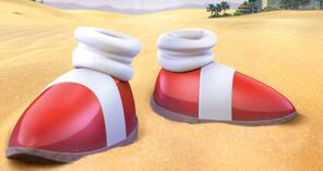 Sonic's Shoes