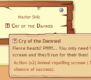 Cry of the Damned