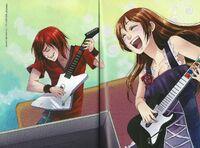 Illustration-Manga Vol1-Castiel