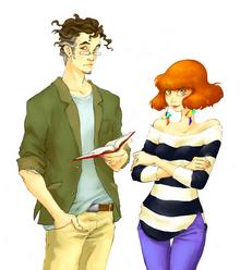 Candy Sucrette's Parents (2)