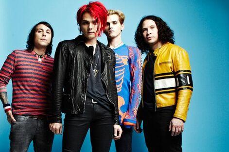 Full band 2011
