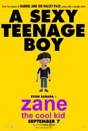 Zane the Cool Kid (2012) Poster