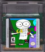 Geo Adventure 3 GBC Cartridge