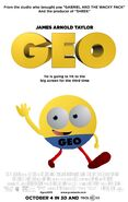 Geo (2013) Official Theatrical Release Poster