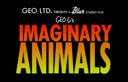 Imaginary Animals Official Logo