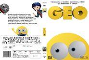 Geo (2013) Full DVD Cover Art (Sweden)