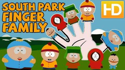 South Park Cartoon Rhymes Finger Family Rhymes for Children