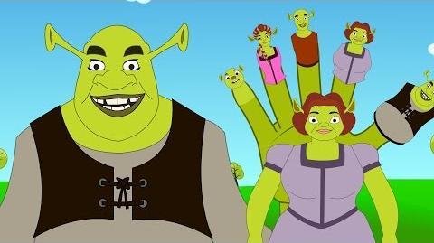 Finger Family Green Monster Finger Family Green Monster Cartoon Finger Family