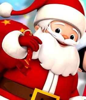 LBB Santa Claus