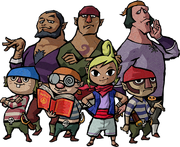Tetra and Pirates