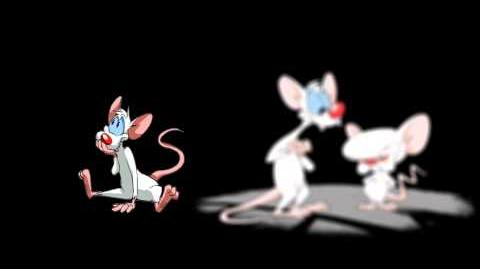 """""""Pinky and the Brain"""" Finger Family Nursery Rhyme Finger Family Planet"""