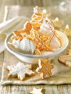 Las gallettas de Navidad ornaments